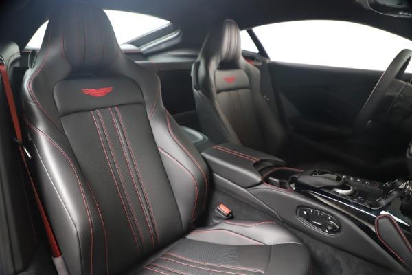 New 2020 Aston Martin Vantage Coupe for sale $195,459 at Alfa Romeo of Westport in Westport CT 06880 19