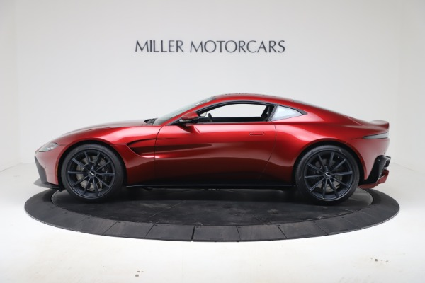 New 2020 Aston Martin Vantage Coupe for sale $195,459 at Alfa Romeo of Westport in Westport CT 06880 2
