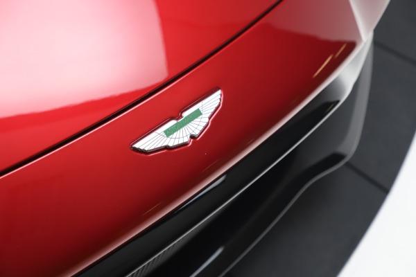 New 2020 Aston Martin Vantage Coupe for sale $195,459 at Alfa Romeo of Westport in Westport CT 06880 22