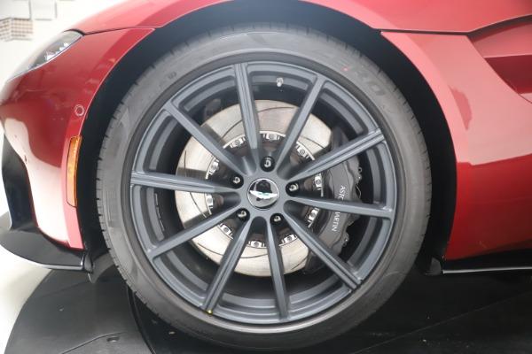 New 2020 Aston Martin Vantage Coupe for sale $195,459 at Alfa Romeo of Westport in Westport CT 06880 23