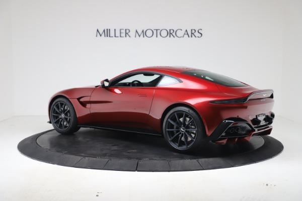New 2020 Aston Martin Vantage Coupe for sale $195,459 at Alfa Romeo of Westport in Westport CT 06880 3