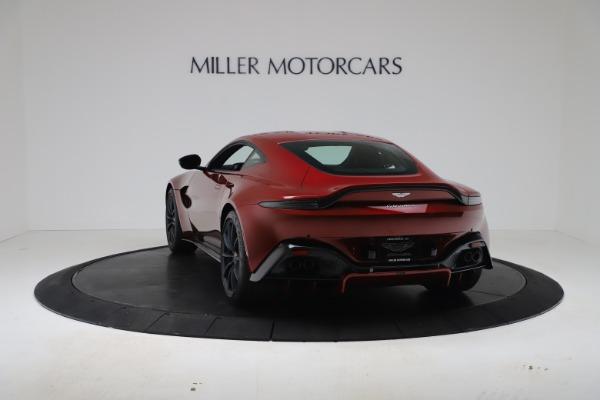 New 2020 Aston Martin Vantage Coupe for sale $195,459 at Alfa Romeo of Westport in Westport CT 06880 4