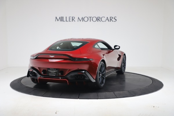 New 2020 Aston Martin Vantage Coupe for sale $195,459 at Alfa Romeo of Westport in Westport CT 06880 6
