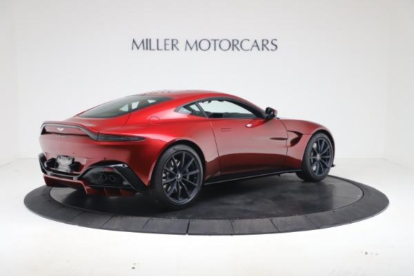 New 2020 Aston Martin Vantage Coupe for sale $195,459 at Alfa Romeo of Westport in Westport CT 06880 7