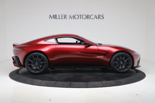 New 2020 Aston Martin Vantage Coupe for sale $195,459 at Alfa Romeo of Westport in Westport CT 06880 8