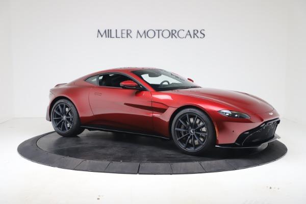 New 2020 Aston Martin Vantage Coupe for sale $195,459 at Alfa Romeo of Westport in Westport CT 06880 9