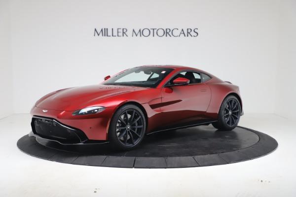 New 2020 Aston Martin Vantage Coupe for sale $195,459 at Alfa Romeo of Westport in Westport CT 06880 1