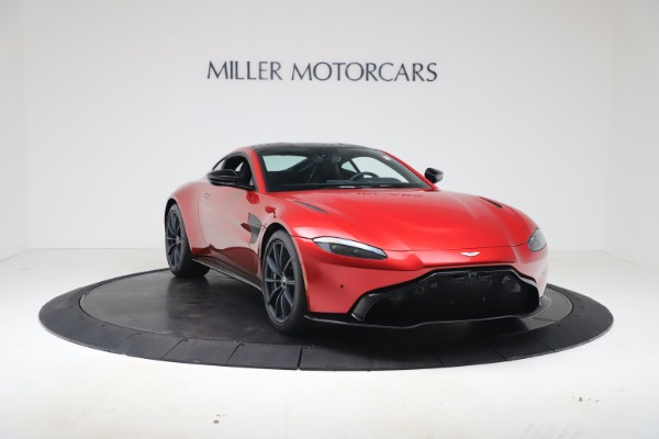 New 2020 Aston Martin Vantage Coupe for sale $195,089 at Alfa Romeo of Westport in Westport CT 06880 10