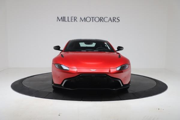 New 2020 Aston Martin Vantage Coupe for sale $195,089 at Alfa Romeo of Westport in Westport CT 06880 11