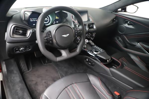 New 2020 Aston Martin Vantage Coupe for sale $195,089 at Alfa Romeo of Westport in Westport CT 06880 13