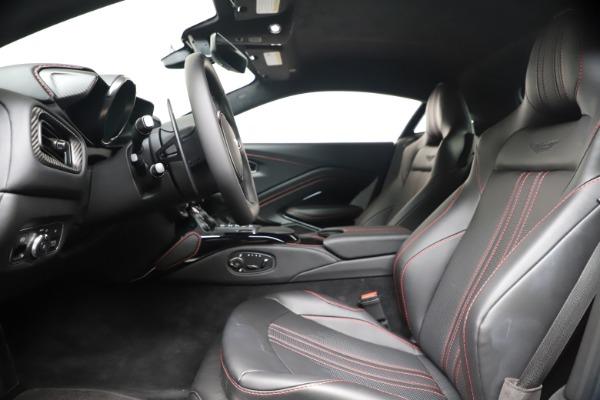 New 2020 Aston Martin Vantage Coupe for sale $195,089 at Alfa Romeo of Westport in Westport CT 06880 14