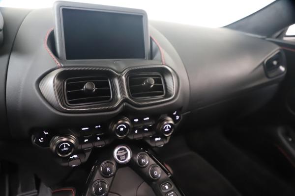 New 2020 Aston Martin Vantage Coupe for sale $195,089 at Alfa Romeo of Westport in Westport CT 06880 18