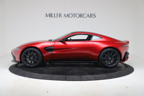 New 2020 Aston Martin Vantage Coupe for sale $195,089 at Alfa Romeo of Westport in Westport CT 06880 2