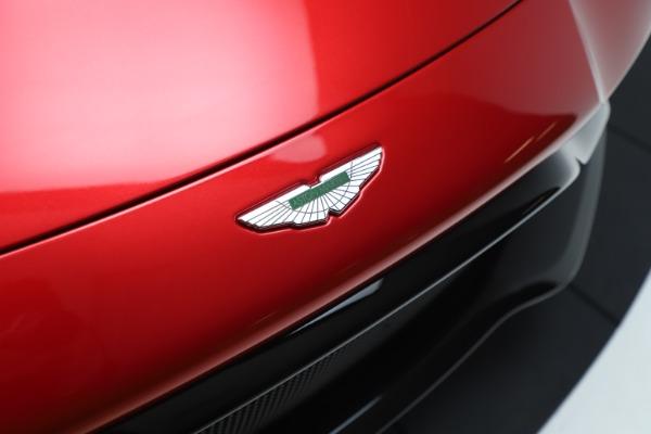 New 2020 Aston Martin Vantage Coupe for sale $195,089 at Alfa Romeo of Westport in Westport CT 06880 22
