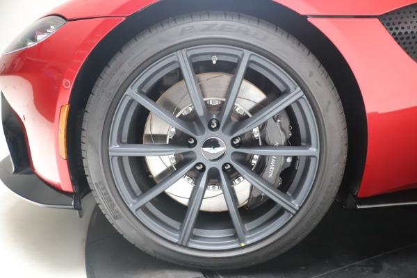 New 2020 Aston Martin Vantage Coupe for sale $195,089 at Alfa Romeo of Westport in Westport CT 06880 23