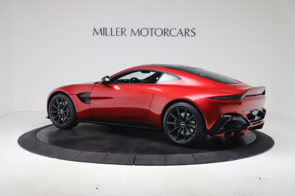 New 2020 Aston Martin Vantage Coupe for sale $195,089 at Alfa Romeo of Westport in Westport CT 06880 3