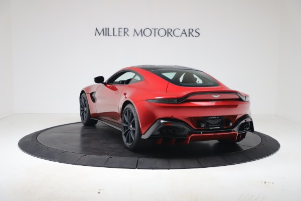 New 2020 Aston Martin Vantage Coupe for sale $195,089 at Alfa Romeo of Westport in Westport CT 06880 4