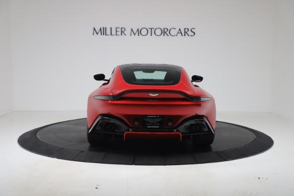 New 2020 Aston Martin Vantage Coupe for sale $195,089 at Alfa Romeo of Westport in Westport CT 06880 5