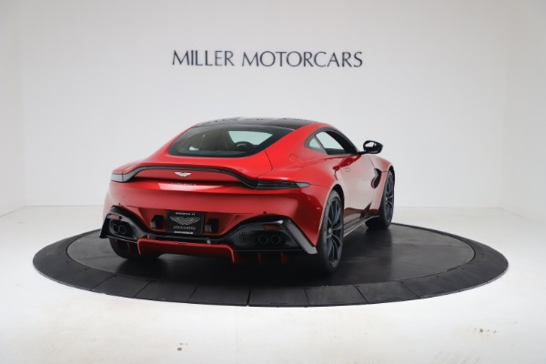 New 2020 Aston Martin Vantage Coupe for sale $195,089 at Alfa Romeo of Westport in Westport CT 06880 6