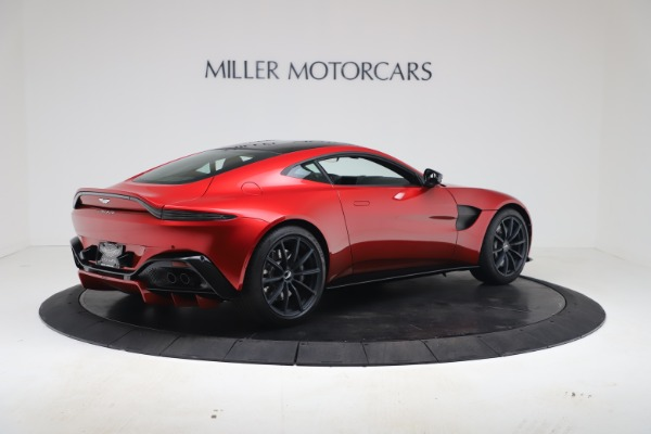 New 2020 Aston Martin Vantage Coupe for sale $195,089 at Alfa Romeo of Westport in Westport CT 06880 7