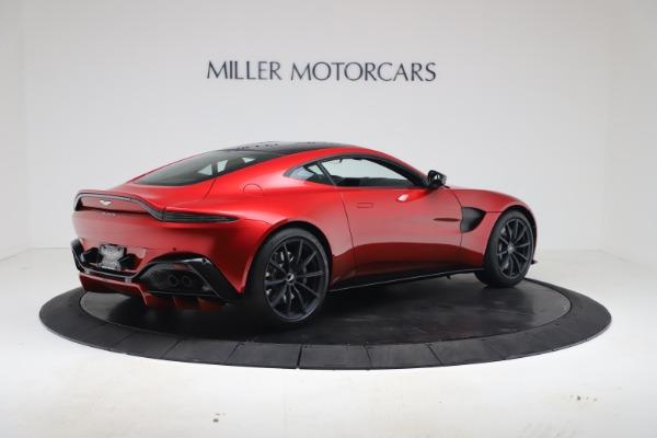 New 2020 Aston Martin Vantage Coupe for sale $195,089 at Alfa Romeo of Westport in Westport CT 06880 7