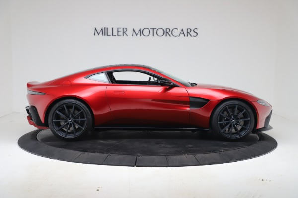New 2020 Aston Martin Vantage Coupe for sale $195,089 at Alfa Romeo of Westport in Westport CT 06880 8