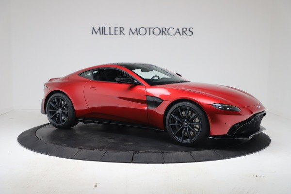New 2020 Aston Martin Vantage Coupe for sale $195,089 at Alfa Romeo of Westport in Westport CT 06880 9