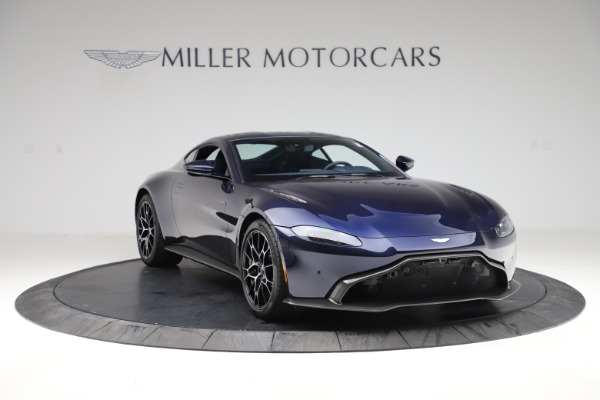 New 2020 Aston Martin Vantage AMR Coupe for sale $191,181 at Alfa Romeo of Westport in Westport CT 06880 10