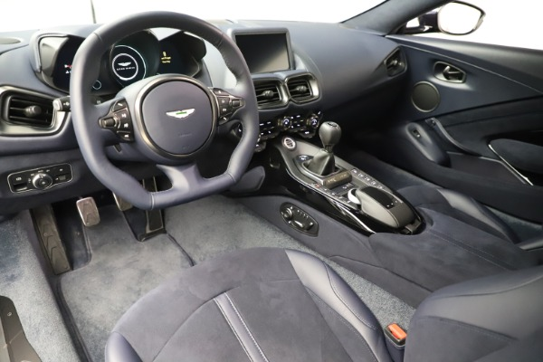 New 2020 Aston Martin Vantage AMR Coupe for sale $191,181 at Alfa Romeo of Westport in Westport CT 06880 12