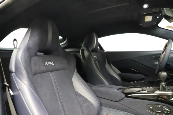 New 2020 Aston Martin Vantage AMR Coupe for sale $191,181 at Alfa Romeo of Westport in Westport CT 06880 18