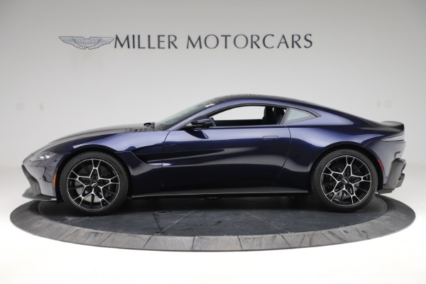 New 2020 Aston Martin Vantage AMR Coupe for sale $191,181 at Alfa Romeo of Westport in Westport CT 06880 2