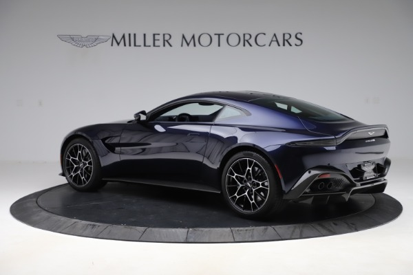 New 2020 Aston Martin Vantage AMR Coupe for sale $191,181 at Alfa Romeo of Westport in Westport CT 06880 3