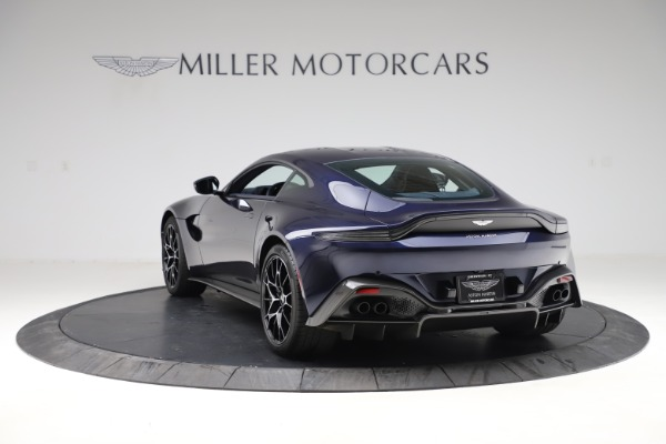New 2020 Aston Martin Vantage AMR Coupe for sale $191,181 at Alfa Romeo of Westport in Westport CT 06880 4