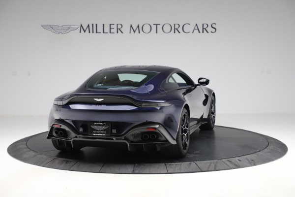 New 2020 Aston Martin Vantage AMR Coupe for sale $191,181 at Alfa Romeo of Westport in Westport CT 06880 6
