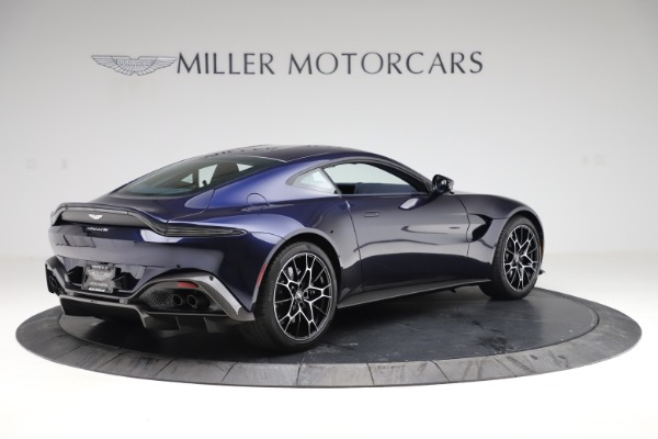 New 2020 Aston Martin Vantage AMR Coupe for sale $191,181 at Alfa Romeo of Westport in Westport CT 06880 7