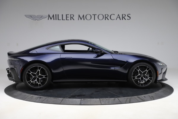 New 2020 Aston Martin Vantage AMR Coupe for sale $191,181 at Alfa Romeo of Westport in Westport CT 06880 8