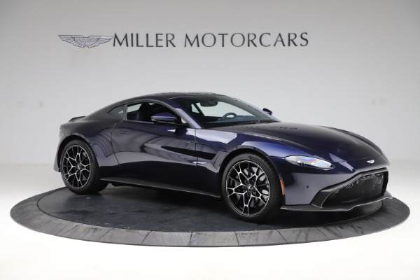 New 2020 Aston Martin Vantage AMR Coupe for sale $191,181 at Alfa Romeo of Westport in Westport CT 06880 9