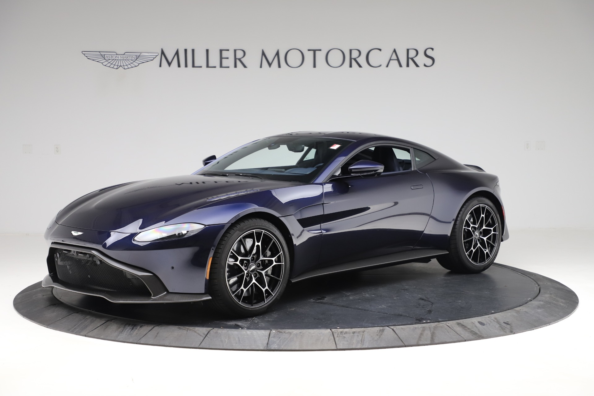 New 2020 Aston Martin Vantage AMR Coupe for sale $191,181 at Alfa Romeo of Westport in Westport CT 06880 1