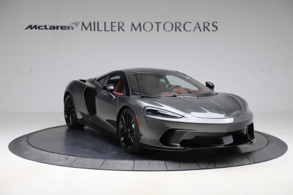 New 2020 McLaren GT Coupe for sale $247,275 at Alfa Romeo of Westport in Westport CT 06880 10