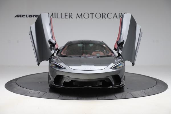 New 2020 McLaren GT Coupe for sale $247,275 at Alfa Romeo of Westport in Westport CT 06880 12