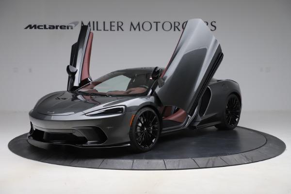 New 2020 McLaren GT Coupe for sale $247,275 at Alfa Romeo of Westport in Westport CT 06880 13