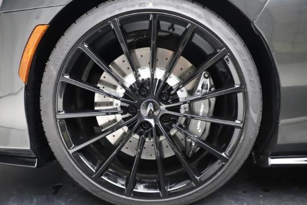 New 2020 McLaren GT Coupe for sale $247,275 at Alfa Romeo of Westport in Westport CT 06880 14