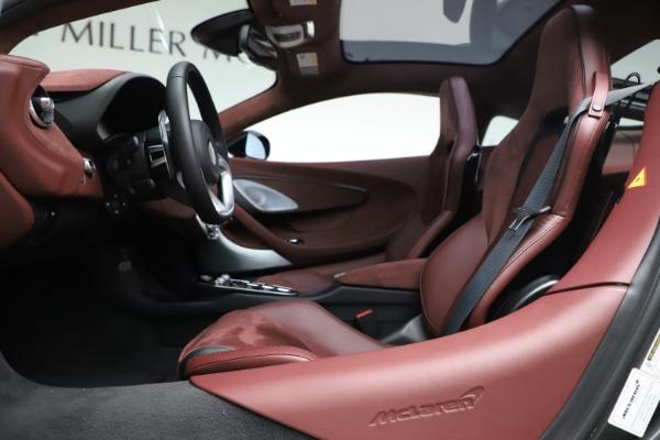 New 2020 McLaren GT Coupe for sale $247,275 at Alfa Romeo of Westport in Westport CT 06880 16