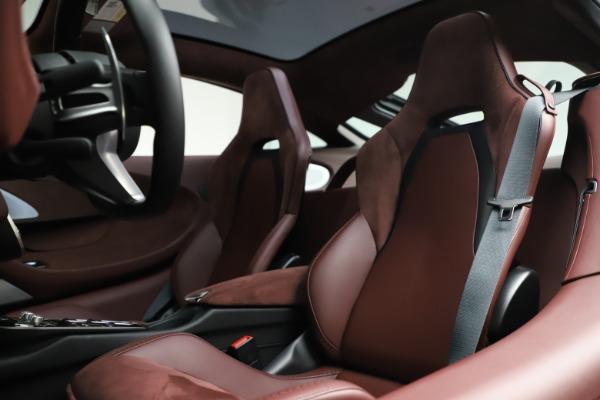 New 2020 McLaren GT Coupe for sale $247,275 at Alfa Romeo of Westport in Westport CT 06880 17