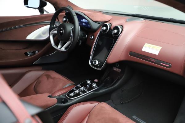 New 2020 McLaren GT Coupe for sale $247,275 at Alfa Romeo of Westport in Westport CT 06880 18