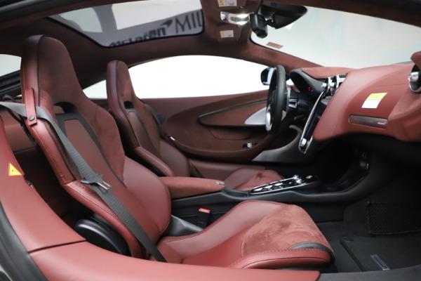New 2020 McLaren GT Coupe for sale $247,275 at Alfa Romeo of Westport in Westport CT 06880 19