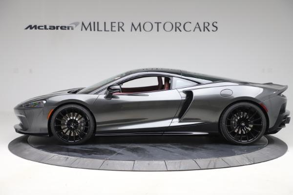 New 2020 McLaren GT Coupe for sale $247,275 at Alfa Romeo of Westport in Westport CT 06880 2