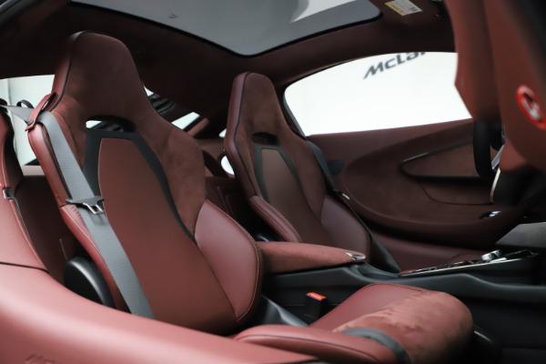 New 2020 McLaren GT Coupe for sale $247,275 at Alfa Romeo of Westport in Westport CT 06880 20