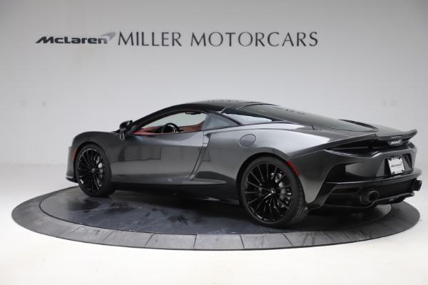 New 2020 McLaren GT Coupe for sale $247,275 at Alfa Romeo of Westport in Westport CT 06880 3