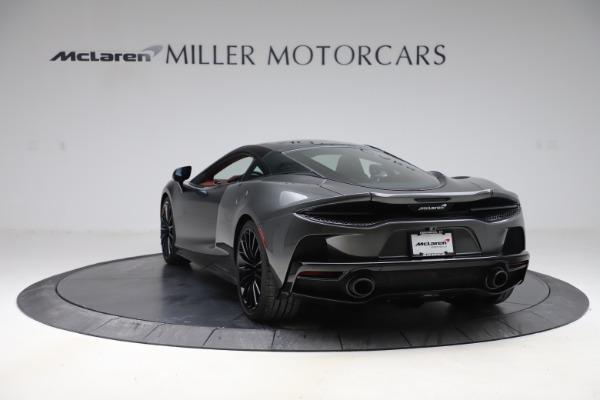 New 2020 McLaren GT Coupe for sale $247,275 at Alfa Romeo of Westport in Westport CT 06880 4